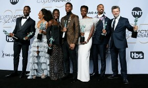 Black Panther Film Terbaik di SAG Awards
