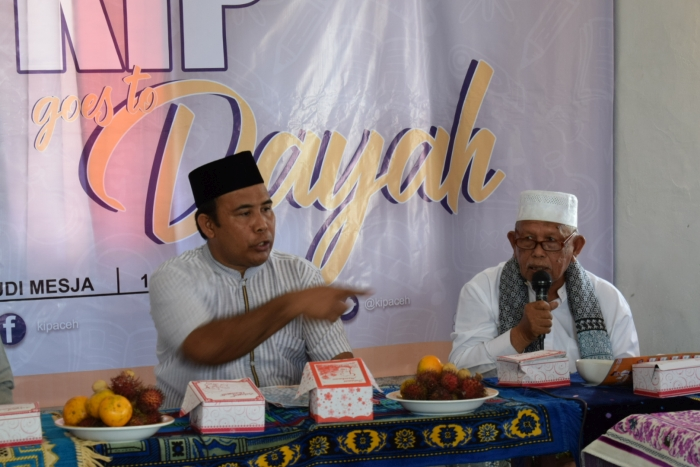KIP Aceh Goes To Dayah