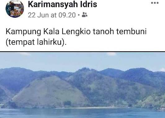 Akun Fb Sekda Aceh Tengah Dipalsukan Untuk Penipuan Dialeksis