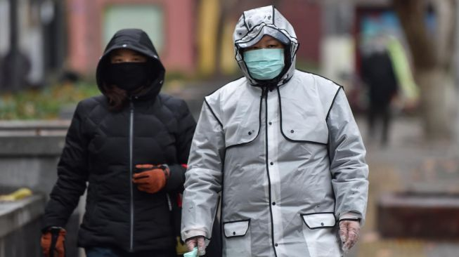 Kbri Di Beijing Kirim Bantuan Makanan Ke 93 Wni Terisolasi Virus