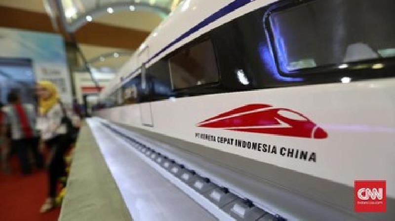 300 Buruh China Pulang, Virus Corona Hentikan Proyek Kereta Cepat Jakarta-Bandung
