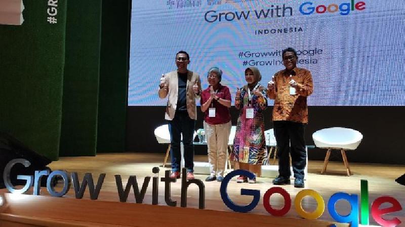 Latih Para Guru, Google Sumbang Rp 137,1 Miliar
