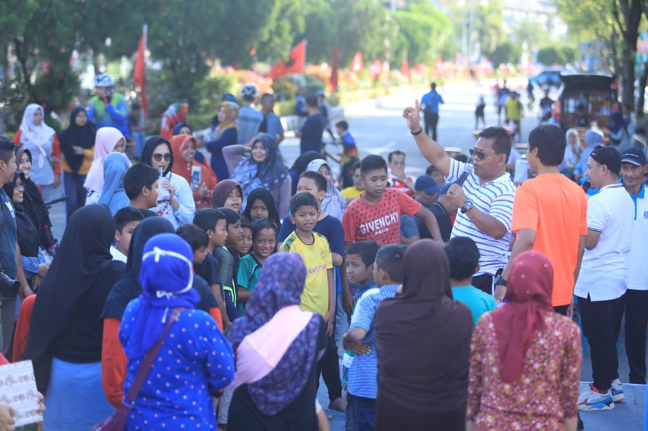 Walikota Banda Aceh Himbau Warganya Tingkatkan Kualitas Kesehatan dan Kebersihan
