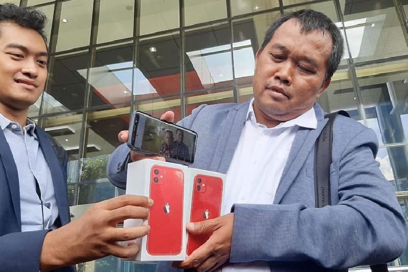 Sayembara Cari Harun Masiku dan Nurhadi Berhadiah iPhone, Barang Dititip ke KPK