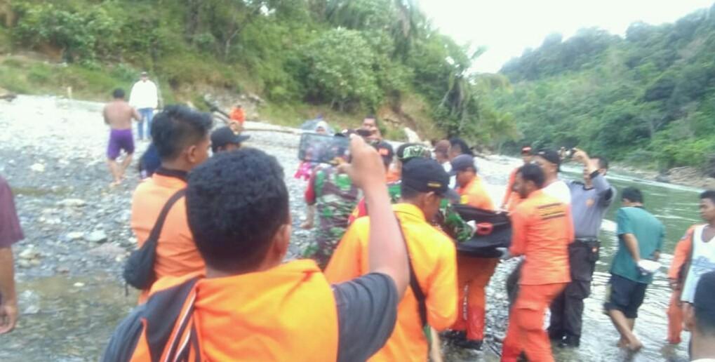 Hanyut Terbawa Arus Sungai, Warga Sumut Ditemukan Meninggal di Aceh Tamiang