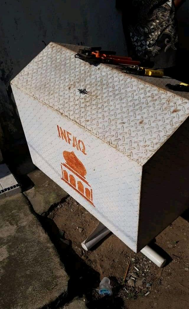 Diangkut Maling Dengan Mobil Avanza, Kotak Amal Mesjid Jamik Bugak Ditemukan Di Paya Dua