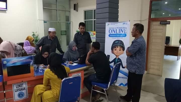 Bantu Pengisian SPO, Disdukcapil  Aceh Tamiang Aktifkan Sensus Corner
