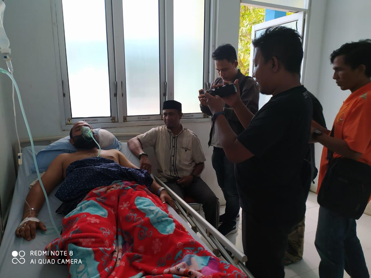 Insiden Baku Hantam Bupati Aceh Barat, ForTIL: Ini yang Sebenarnya Terjadi