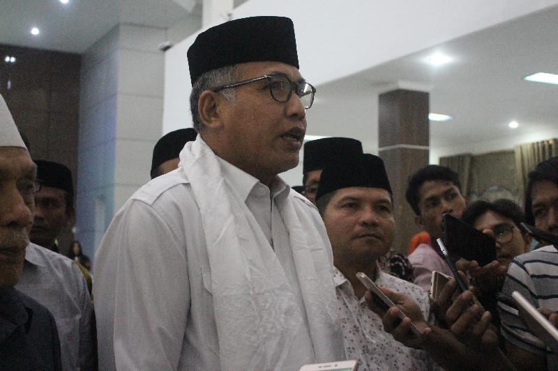 Gubernur Aceh Teken Pergub Tentang  Forum Pengurangan Risiko Bencana