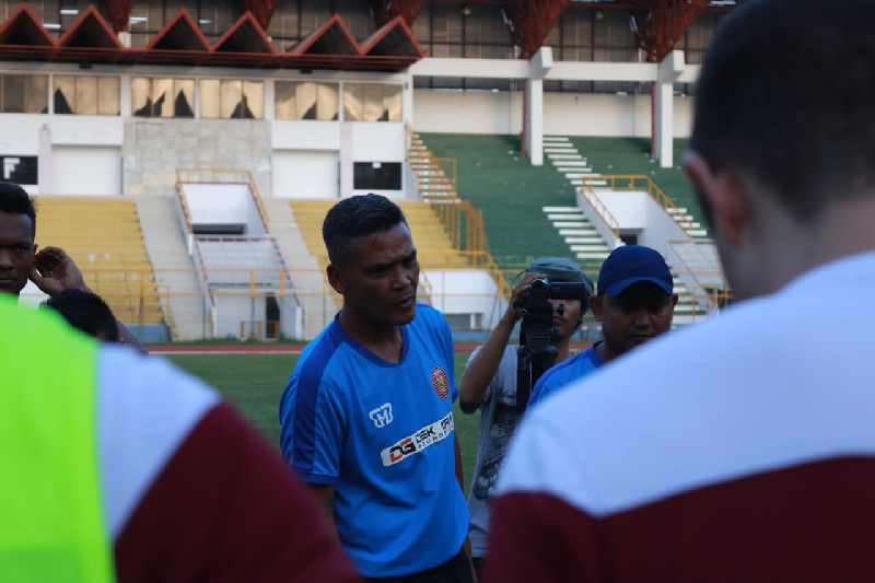 Jelang Pembukaan Liga 1 Persiraja Vs Bhayangkara FC, Pelatih Fokus Asah Taktik Pemain
