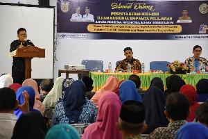 Jadikan Acuan Untuk Aceh, Aminullah Minta Kualitas Pendidikan di Banda Aceh Ditingkatkan