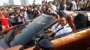 Setelah Dilarang, Kini Anies Dibolehkan Pakai Kawasan Monas untuk Formula E
