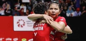 Indonesia Juara Spanyol Masters 2020 Berkat Ganda Putri Greysia/Apriyani