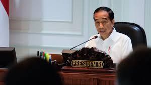 Presiden Jokowi Perintahkan Menteri Temui Pangeran Abu Dhabi Bahas Investasi di Aceh