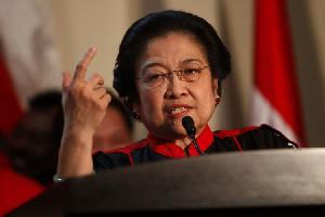 Megawati: Kalau Punya Anak Jangan Paksa-paksa ke Politik