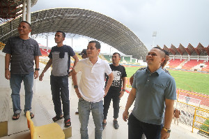 Liga 1 2020 Segera Dimulia, PT LIB Fokus Verifikasi Stadion Persiraja