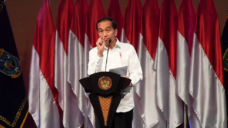 Kumpul di Istana Bogor, Relawan Jokowi: Intinya Bakal Ada Reshuffle Kabinet