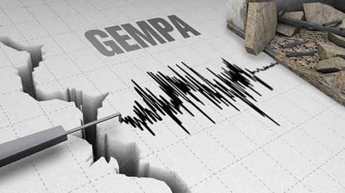 Gempa Berkekuatan M 4.9 Guncang Banten, Tak Berpotensi Tsunami