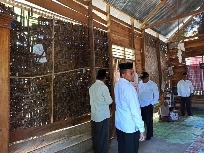 Kemenag Aceh Rehab Rumah Warga Kurang Mampu di Pidie dan Aceh Utara