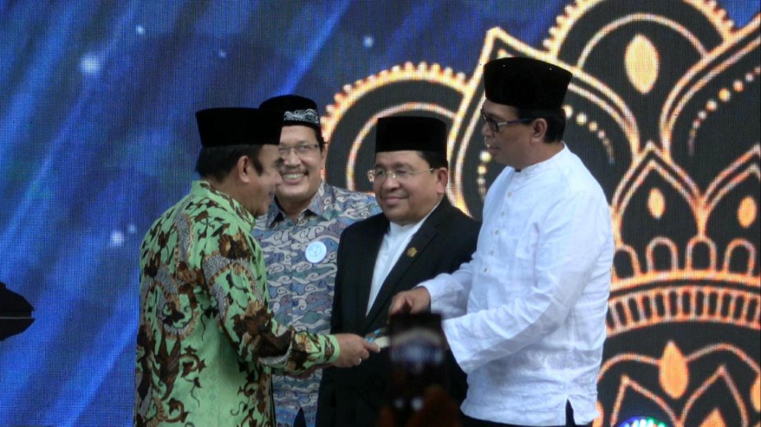 Kenduri Kebangsaan, Menag Terima 12 Rekomendasi Kajian Akademisi Aceh