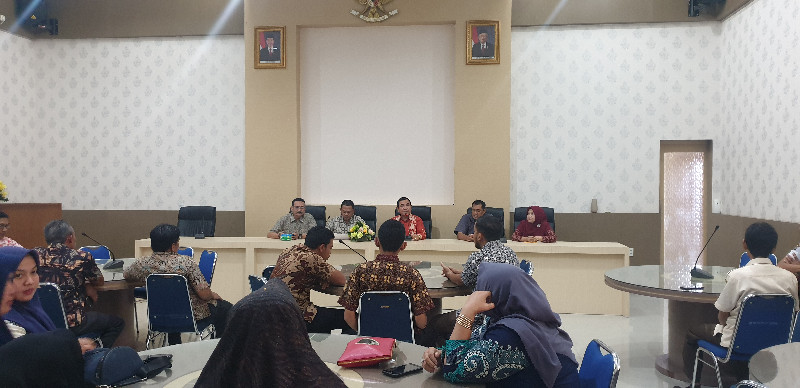 Cegah Penyebaran Covid-19, Kaban Kesbangpol Aceh Minta Pegawainya Taati Seruan Forkopimda