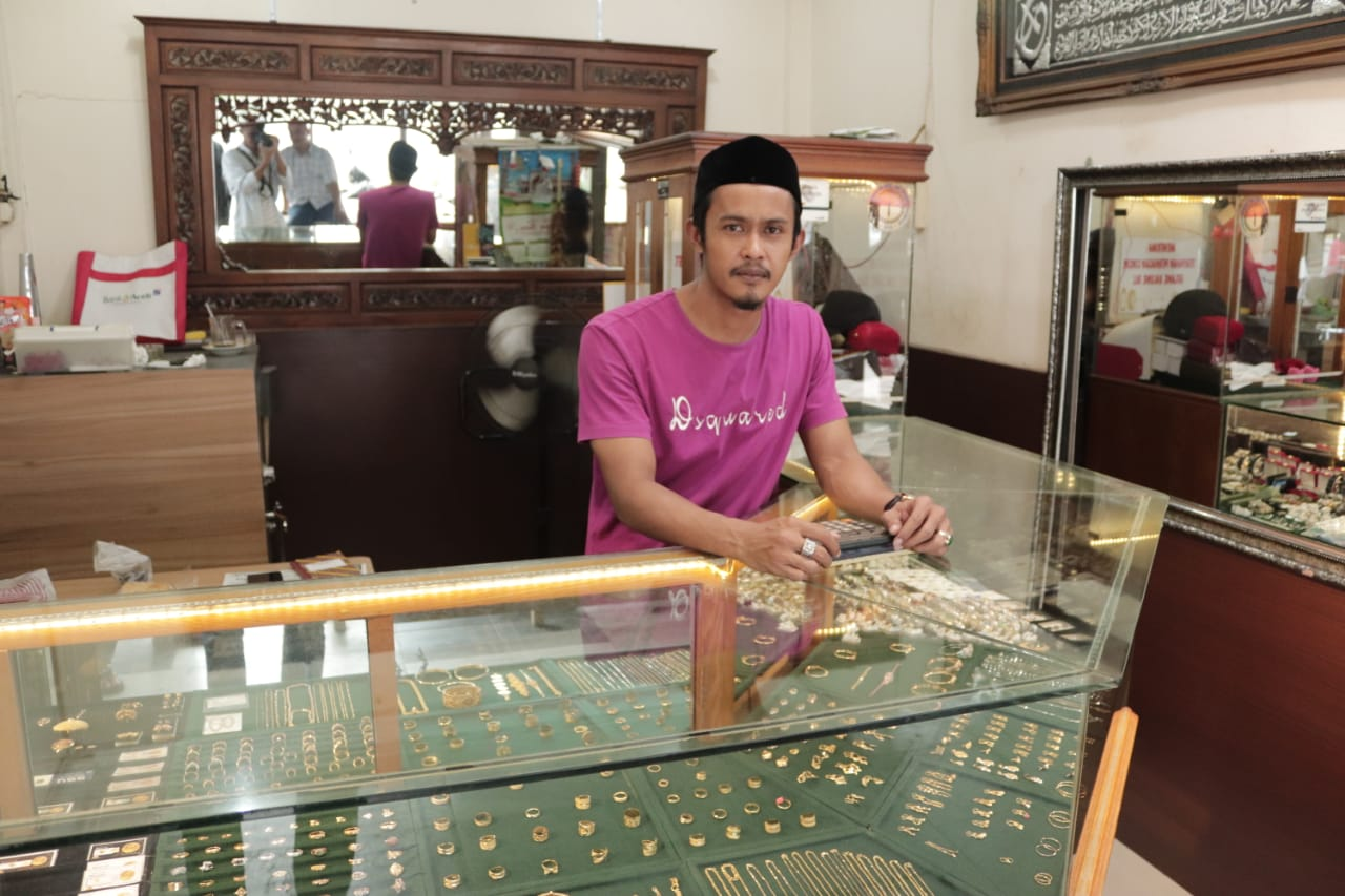 Pasca Corona, Harga Emas di Aceh Rp 2.700.000/Mayam