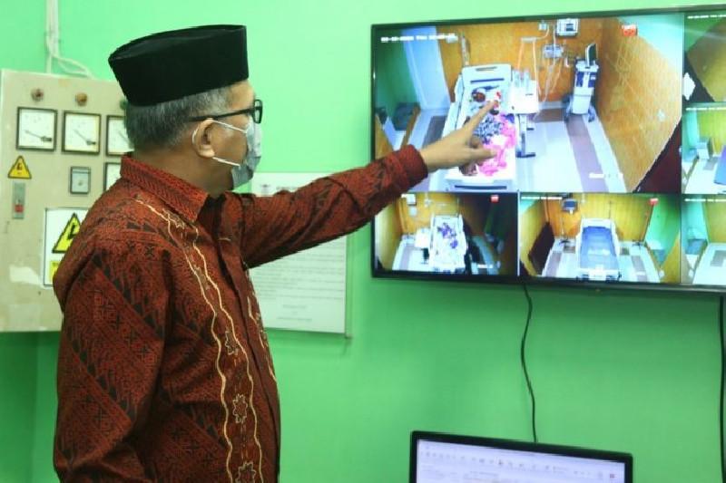 Dua Pasien di RSUZA Banda Aceh Negatif Corona, Sudah Dipulangkan