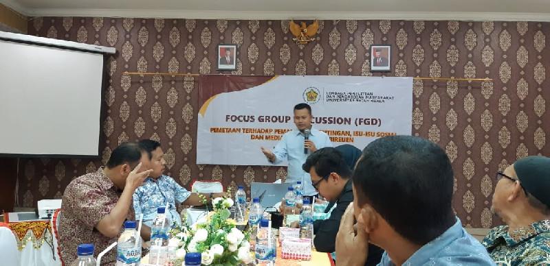 LPPM Unsyiah Gelar FGD Pemetaan Sosial di Bireuen, Ini 3 Poin yang Dibahas