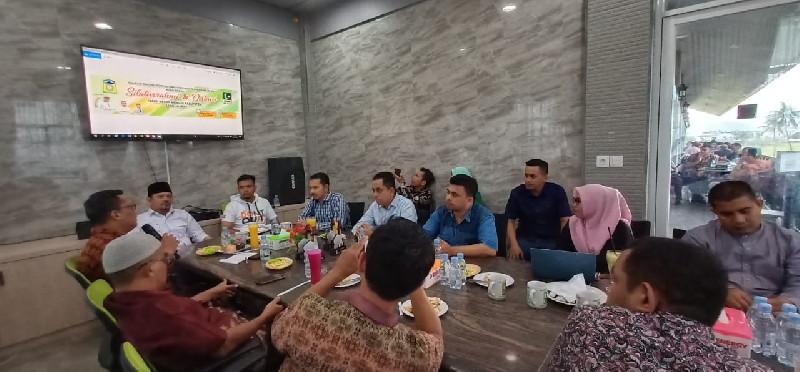 Diskusi Dengan KAHMI Aceh Besar, Bupati: Jangan Sungkan Berikan Saran