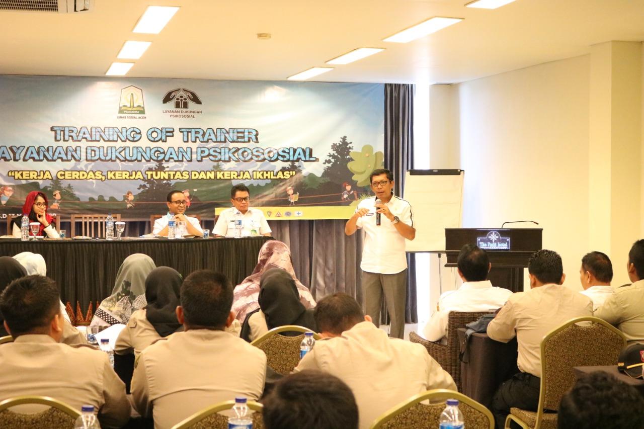 Aceh Rawan Bencana, Tagana Diharapkan Terampil Mengurangi Risiko Bencana