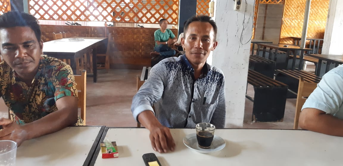 Keuchik Gampong Meunasah Krueng Peudada: Perkataan Direktur BUMG Tidak Benar