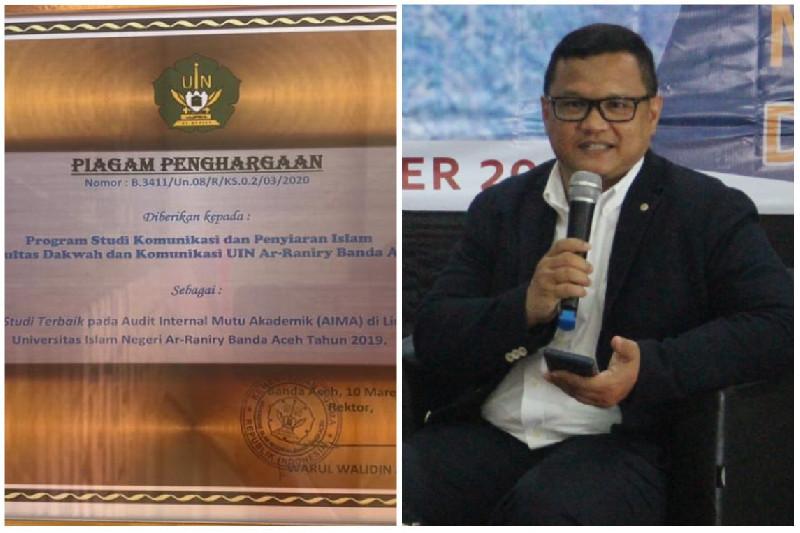 KPI UIN Ar-Raniry Terpilih Jadi Prodi Terbaik, Ini Berbagai Terobosan yang Dilakukan