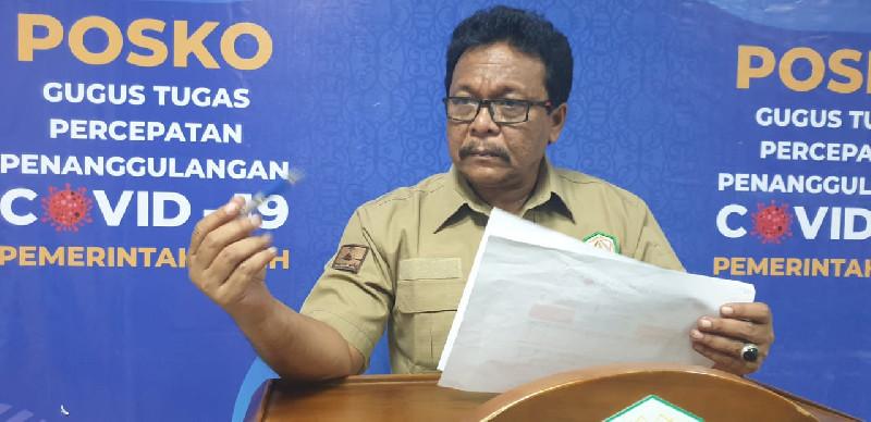 Tidak Ada Penambahan Positif COVID-19 di Aceh, Ini Update per 30 Maret 2020