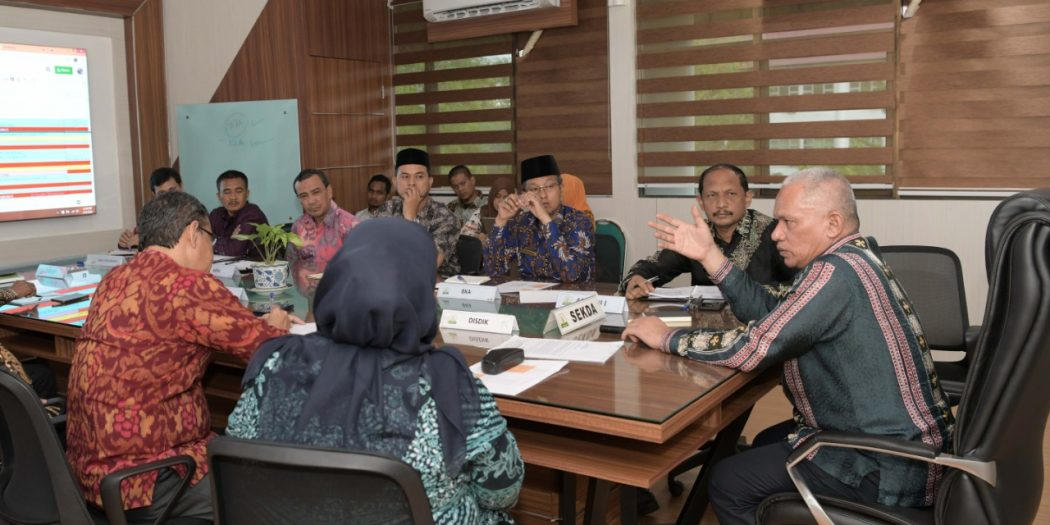 Wujudkan Pemerataan di Daerah, Pemerintah Aceh Lakukan Pendistribusian Guru