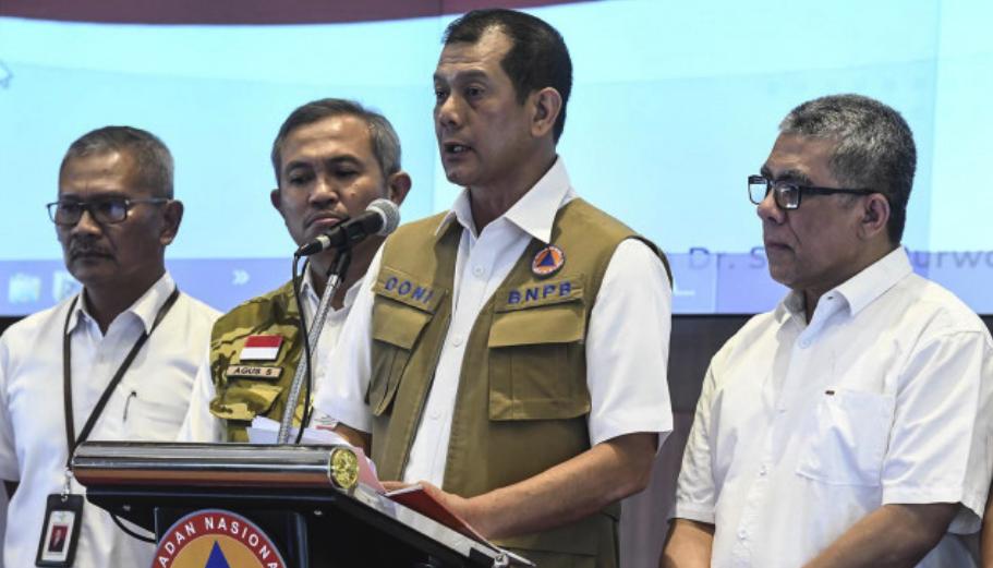 Pemerintah Tetapkan Virus Corona Jadi Bencana Nasional