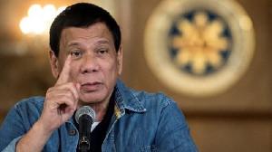 Filipina Umumkan Darurat Kesehatan, Warga Tak Boleh Sentuh Presiden Duterte