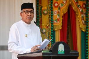 Plt Gubernur Aceh Minta BPKS Kaji Regulasi Pengusaha Lokal Lakukan Impor Gula dan Alat Medis