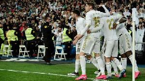 Real Madrid Karantina Pemain dan Liga Spanyol Ditunda Akibat Corona, Sampai Kapan?
