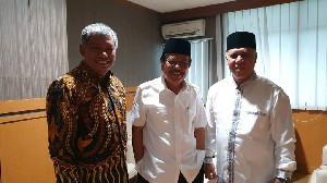 Bupati Shabela Minta Dukungan Menteri ATR/BPN Untuk Negerikan UGP
