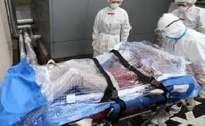 Per Hari Angka Kematian Pasien Virus Corona di Italia 475 Orang
