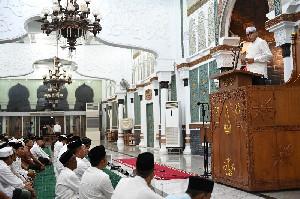 Pemerintah Aceh Gelar Doa Bersama Untuk Mahasiswa di Wuhan