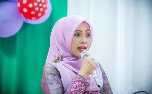 Dyah Erti Idawati Wakil Ketua TP-PKK Aceh: Tindakan Nyata Melawan Covid-19