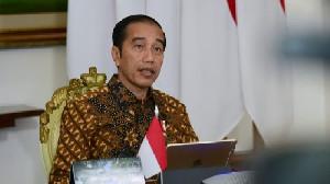 Jokowi Terbitkan Status PSBB, Pupus sudah Harapan Lockdown