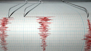 Lombok Utara Diguncang Gempa Magnitudo 4 SR, Warga Diminta Waspada