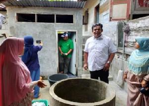 Kemarau Setahun, Dinas ESDM Aceh Tinjau Kondisi Masyarakat di Lambaro Seubun