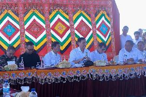 Wisata Aceh Singkil, Menko Luhut : Jaga Kebersihan dan Ramah Sama Tamu