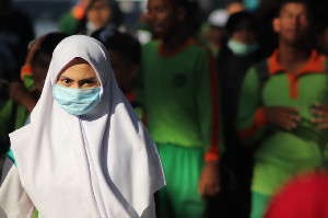 Kadinkes Aceh: Kita Lagi Usahakan Penambahan Masker