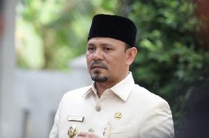 Bupati Aceh Besar Minta Bandara SIM Segera Ditutup