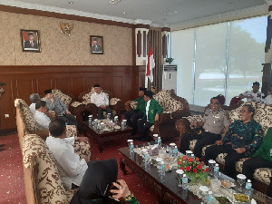 Menteri PPN/Bappenas RI Tiba di Bandara SIM, Ini Jadwalnya Selama di Aceh
