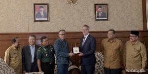 Uni Eropa Bangga Melihat Perkembangan Perdamaian Aceh